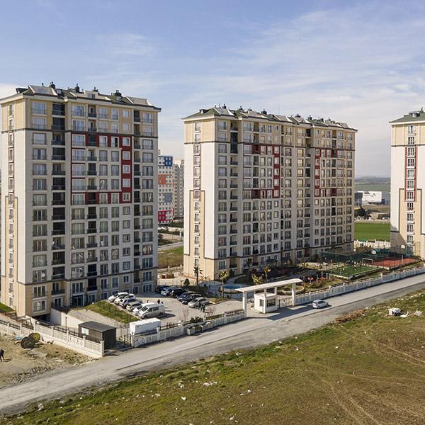 Yeni istanbul evleri